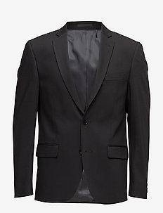 Classicblazer - single breasted suits - black