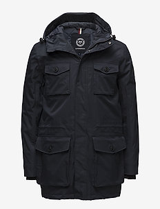 Cargo jacket - dons - navy