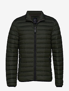 Quilted down jacket - DK ARMY