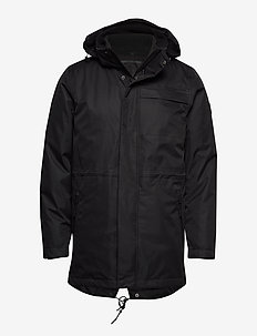 Technical 3-in-1 jacket - BLACK