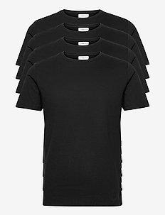 Basic tee S/S - multipack - black