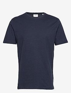 Basic tee S/S - basic t-shirts - dk blue