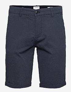 Superflex chino shorts - chinos shorts - dk blue