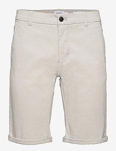 Superflex chino shorts - chinos shorts - lt grey