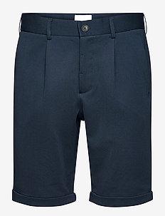 Superflex shorts piqué - chinos shorts - dk blue