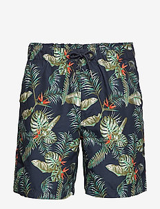 Swim shorts - DK BLUE