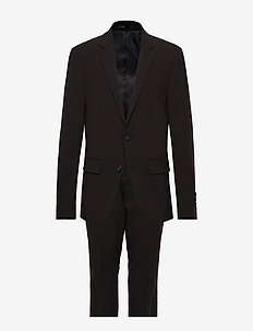 Mens suit - BLACK