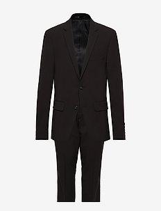 Mens suit - BLACK