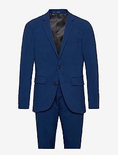 Mens suit - BLUE