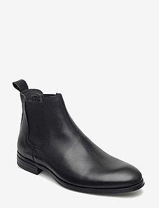 LowChelseaboot - chelsea boots - black