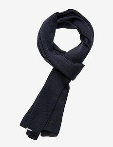 Knit scarf - NAVY