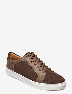 Sneaker shoe - baskets basses - lt brown