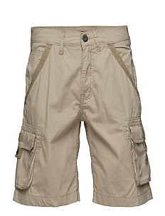 Cargo shorts - LT SAND