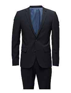 Classic mixed suit - NAVY MIX