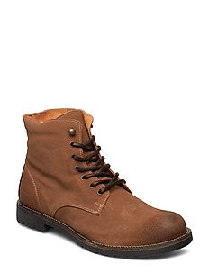 High boot - BROWN