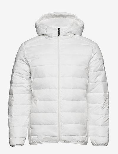 Puffer jacket - kurtki puchowe - off white