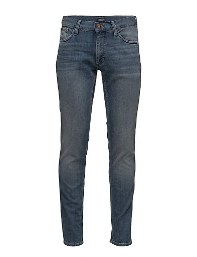 Tapered fit jeans - blue rinse - BLUE RINSE