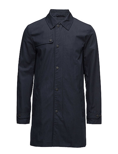 Mens coat - NAVY
