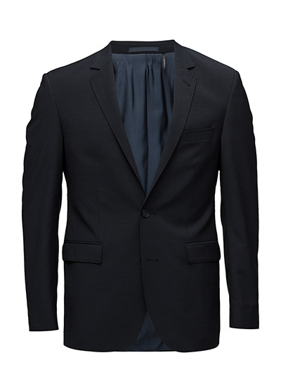 Classic mix blazer - NAVY MIX