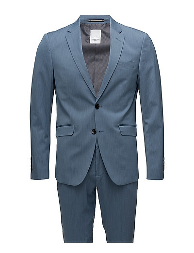 Structure suit - SKY BLUE