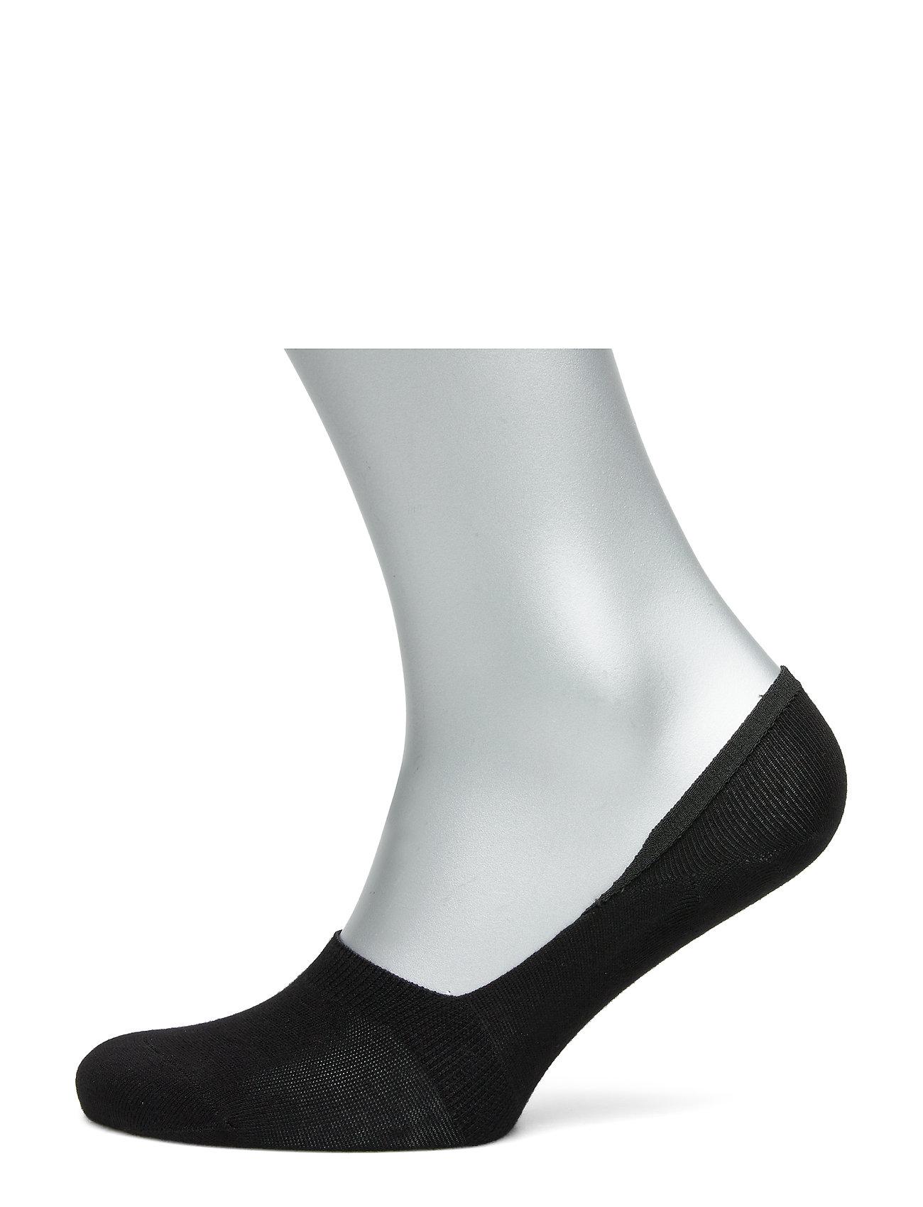 Image of Footies Low Cut Eco Lingerie Socks Footies/Ankle Socks Sort Lindex (3461329453)