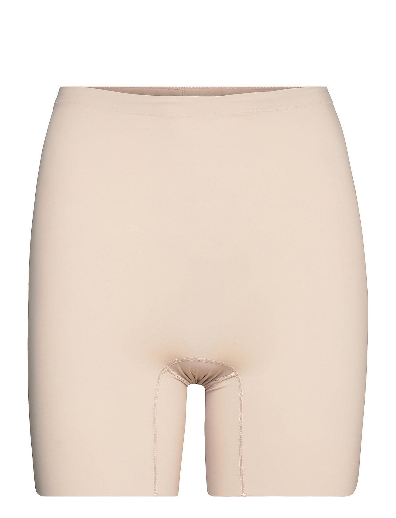 Lindex - Girdle Biker Janelle - bottoms - beige - 1