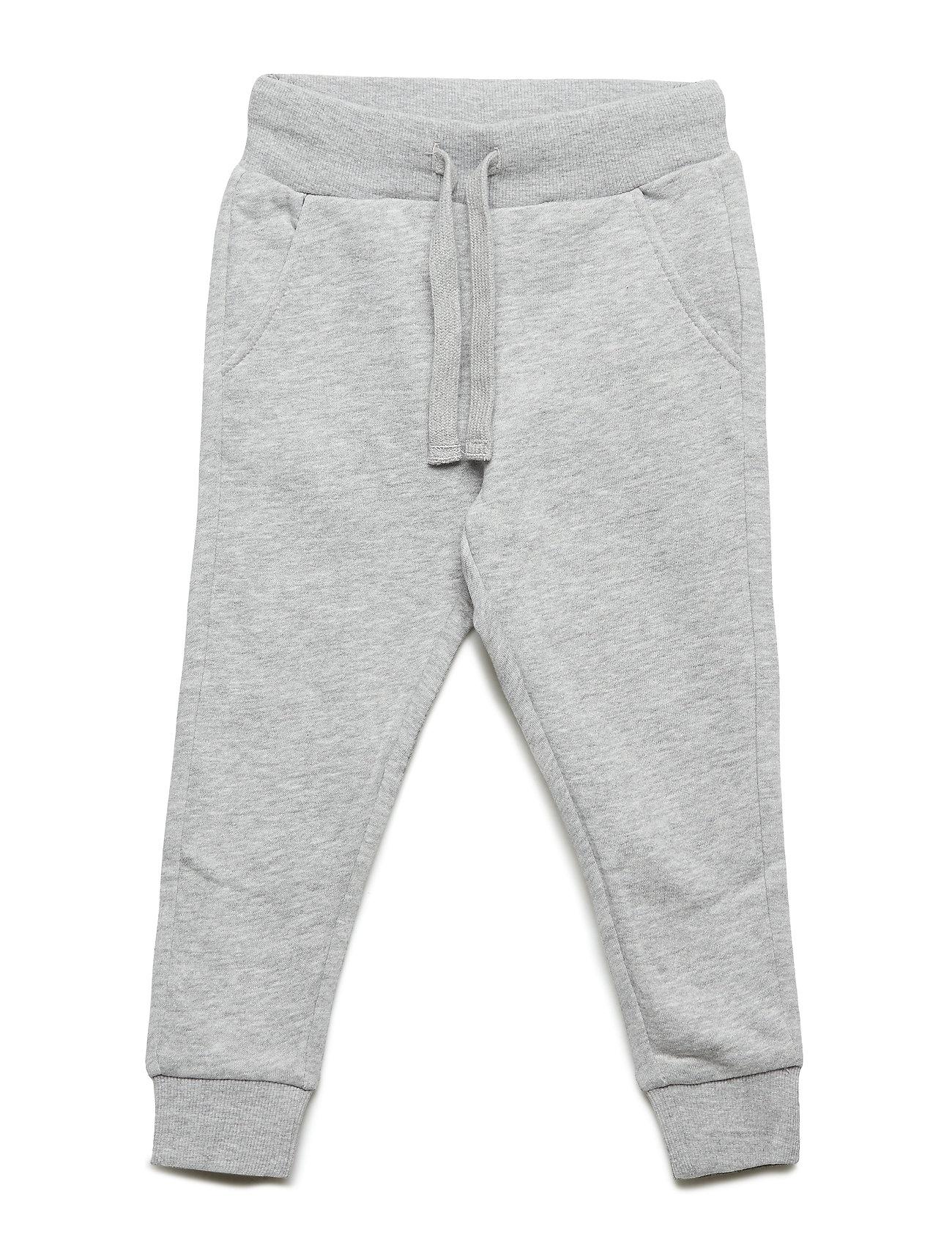 Lindex Sweatpants - GREY MELANGE