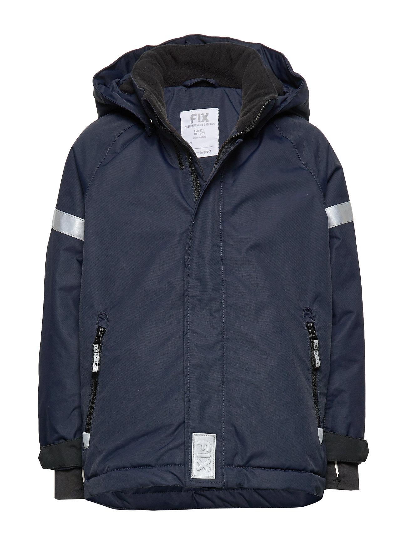 Lindex FIX Padded functional jacket - NAVY