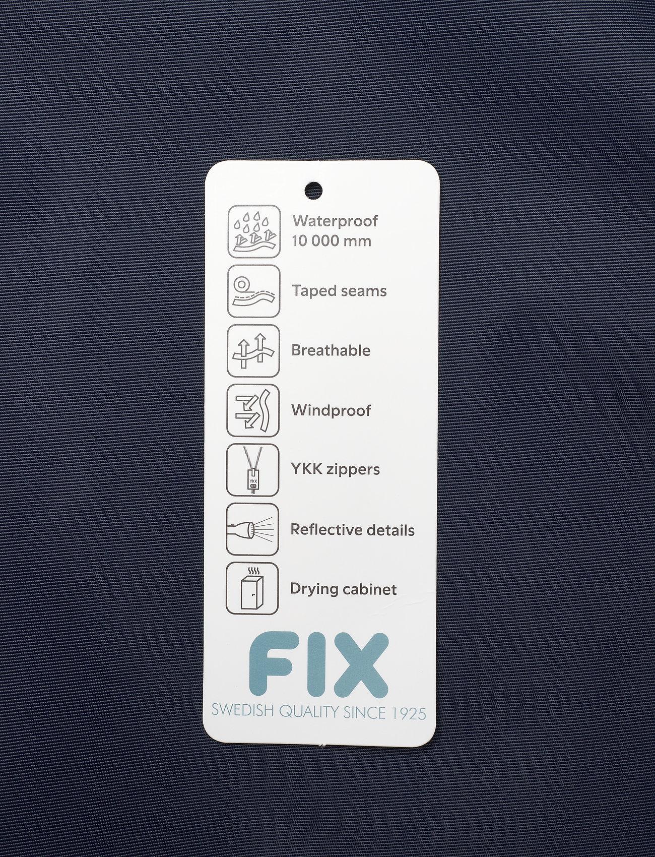 Lindex Fix Padded Functional Jacket - Vinterkläder Navy