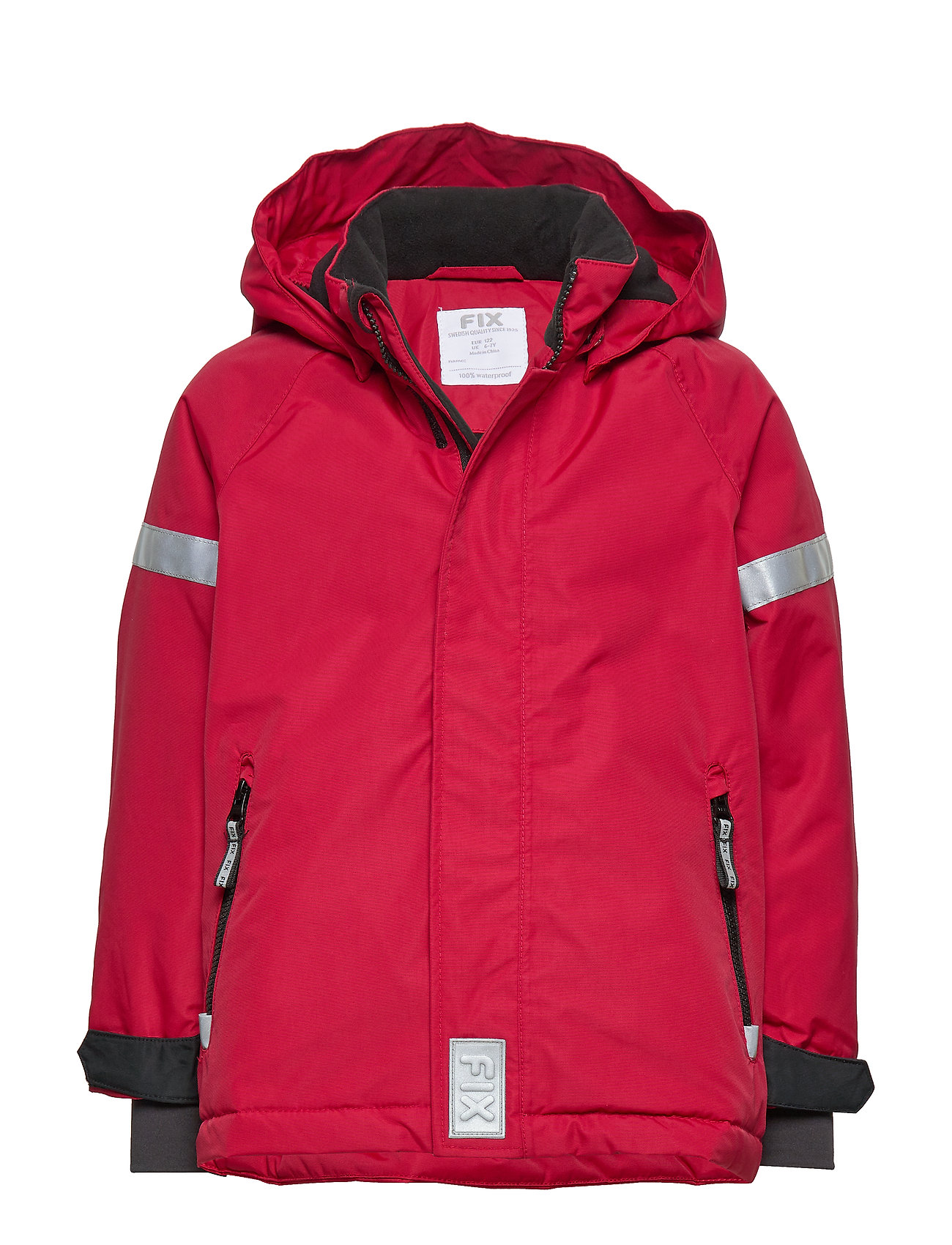Lindex FIX Padded functional jacket - RED