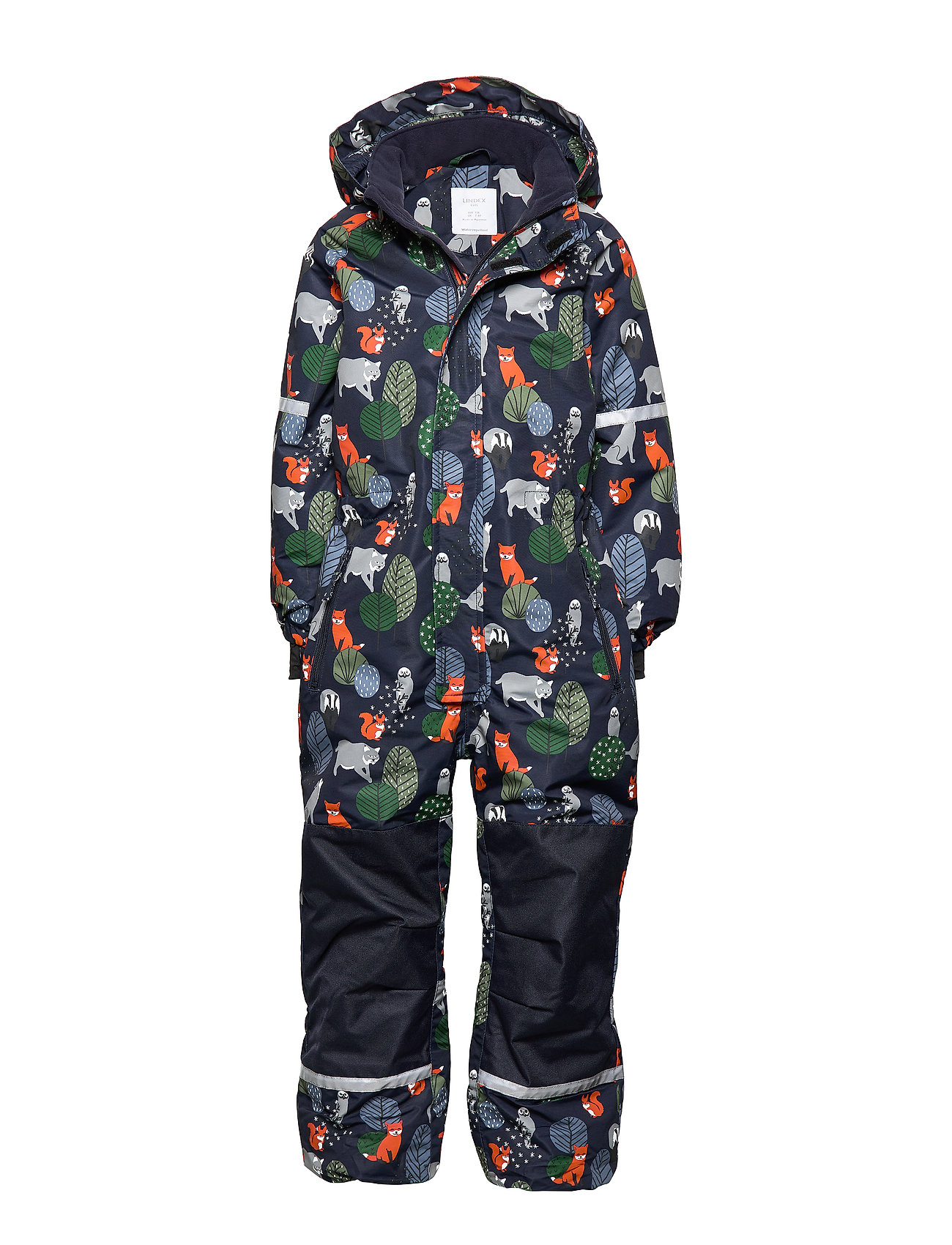 Lindex Patterned overall - NAVY