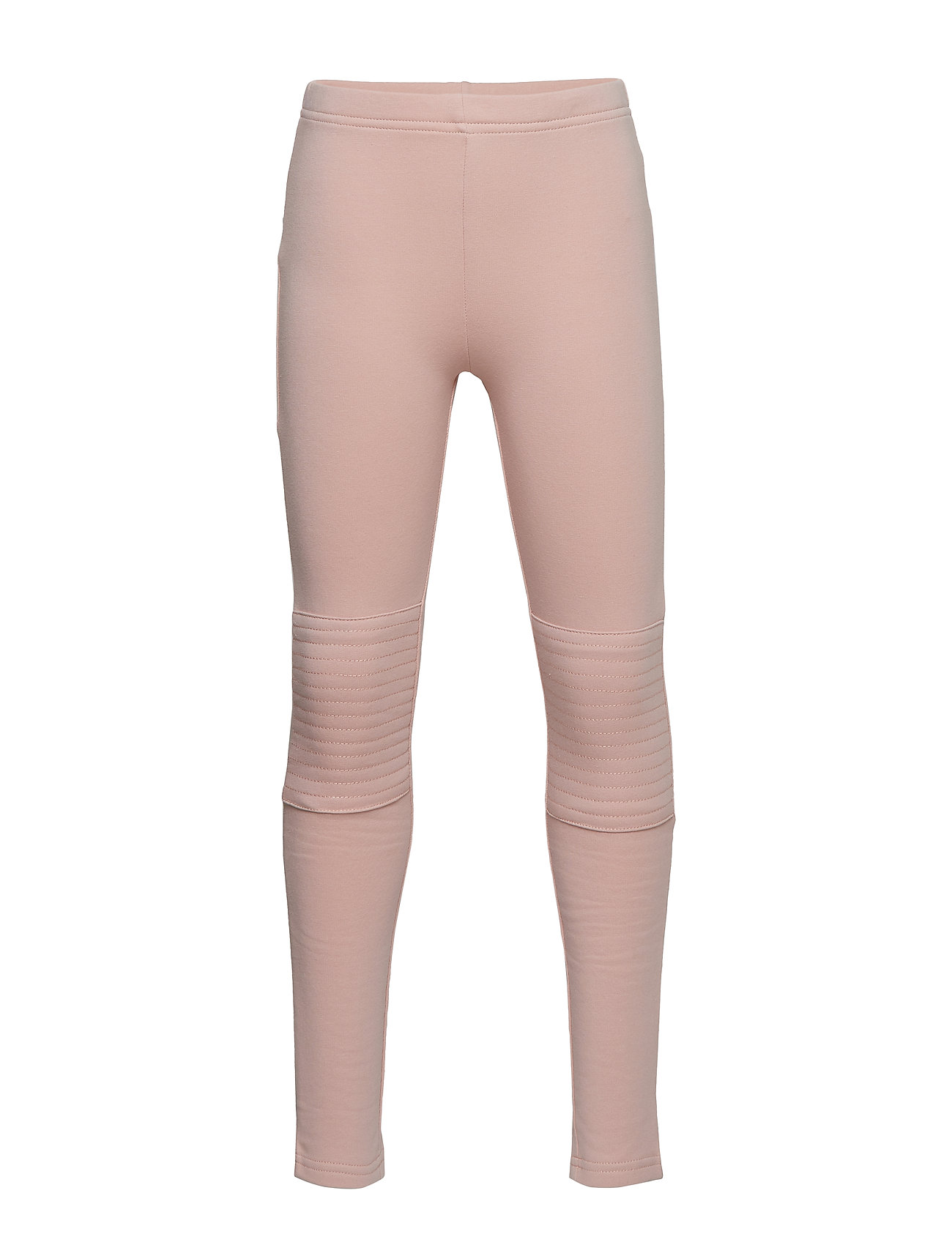 Lindex Leggings with brushed inside and reinforced knees - DUSTY PINK
