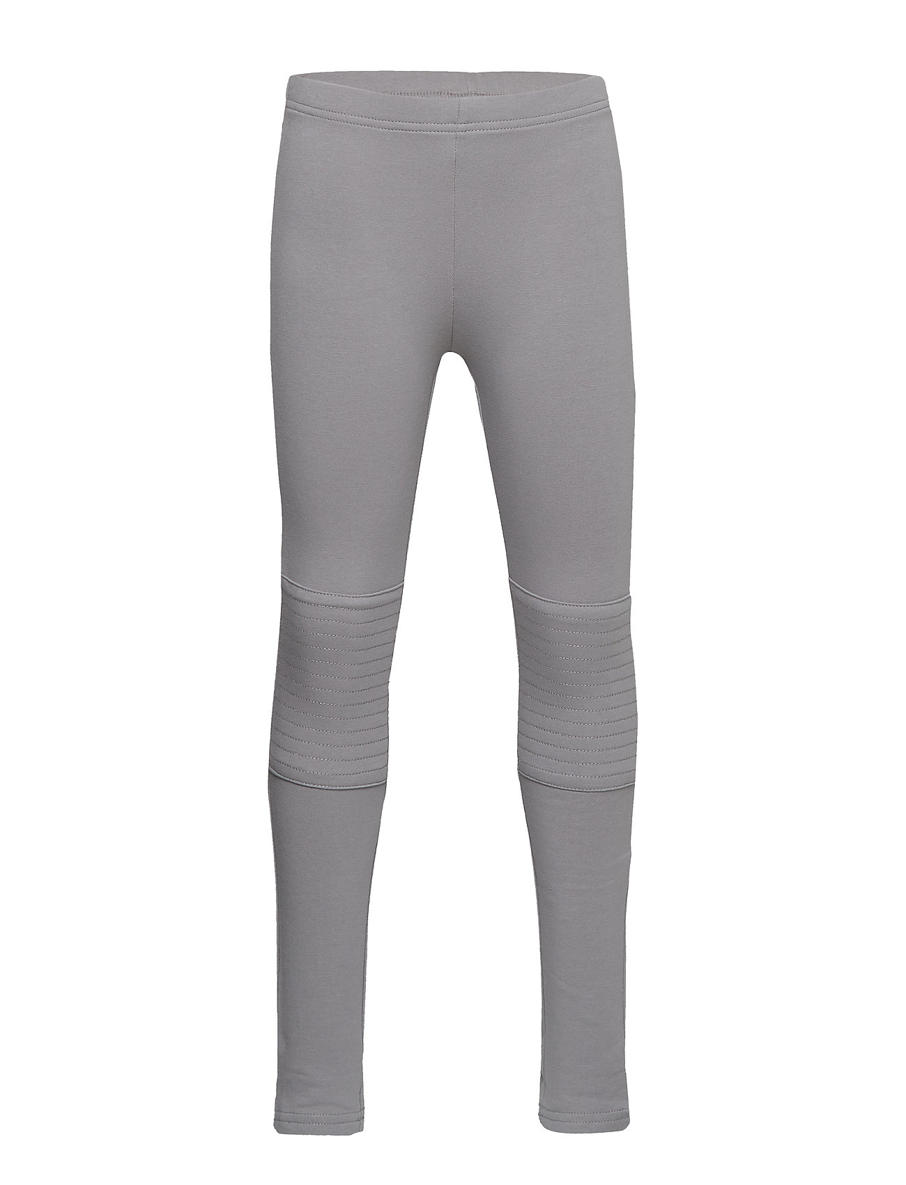 Lindex Leggings with brushed inside and reinforced knees - LIGHT GREY