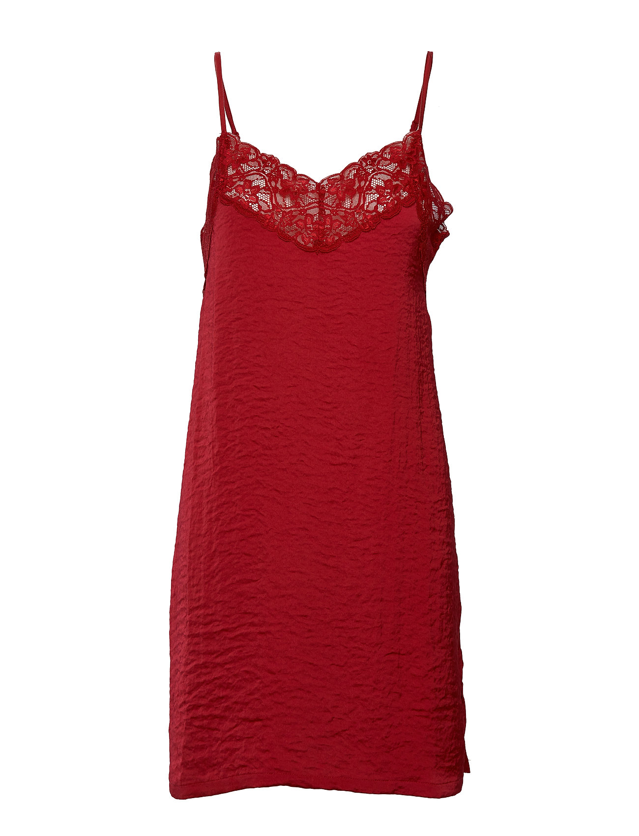 Lindex Night Slip Noella - RED