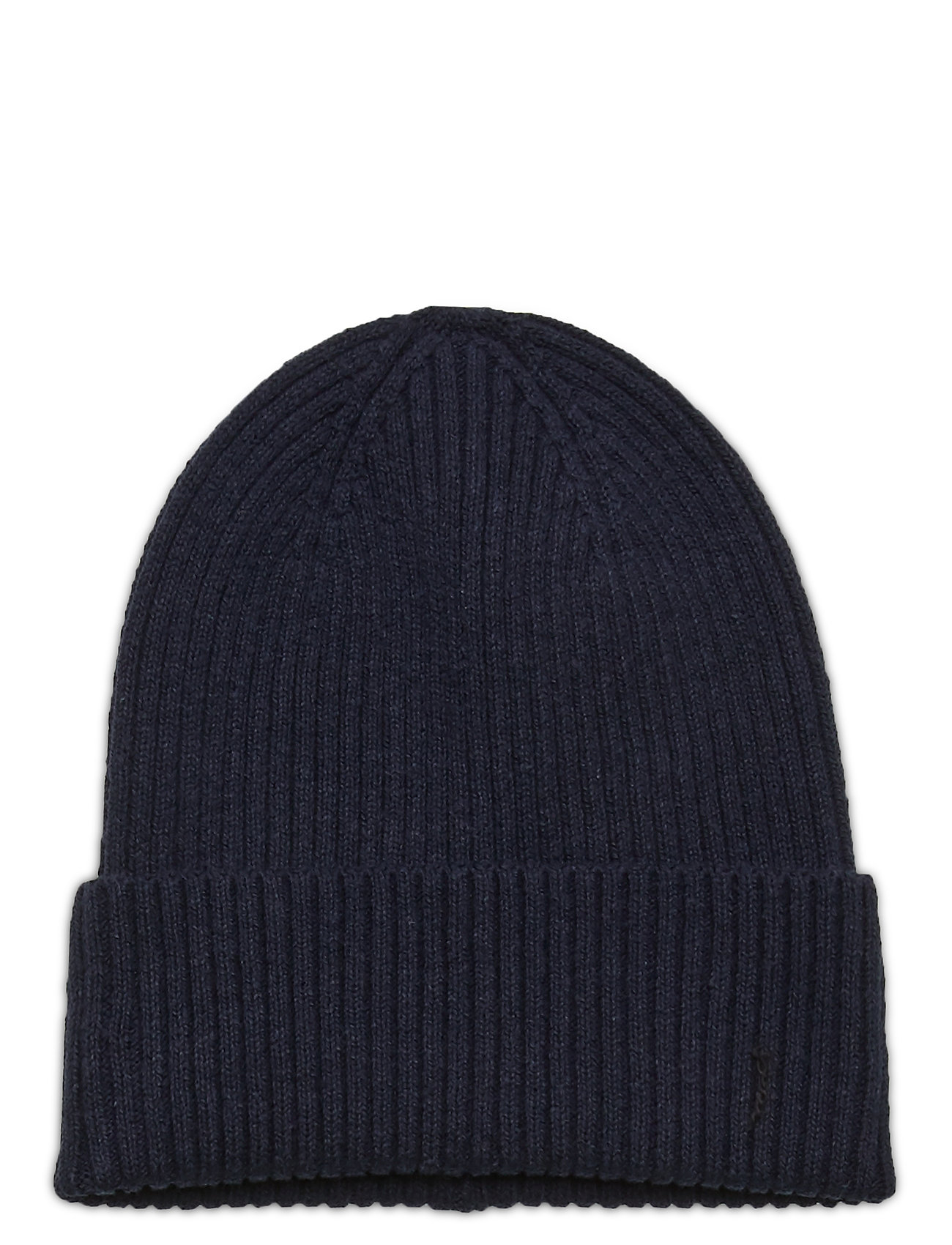 Image of Cap Rib Beanie Sustainable Accessories Headwear Hats Blå Lindex (3442419633)