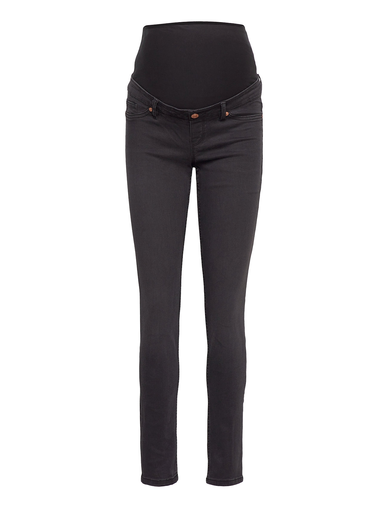 Trs Denim Mom Tova Soft Black Jeans Mom Jeans Sort Lindex