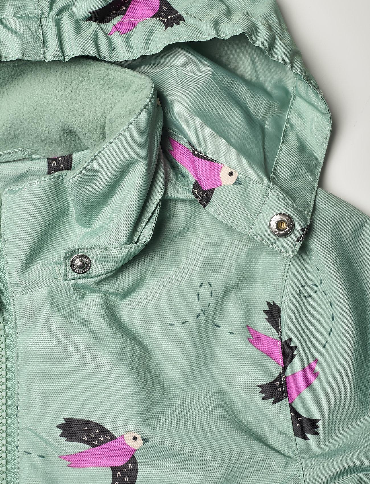 Lindex - Jacket AOP - lette jakker - green - 5