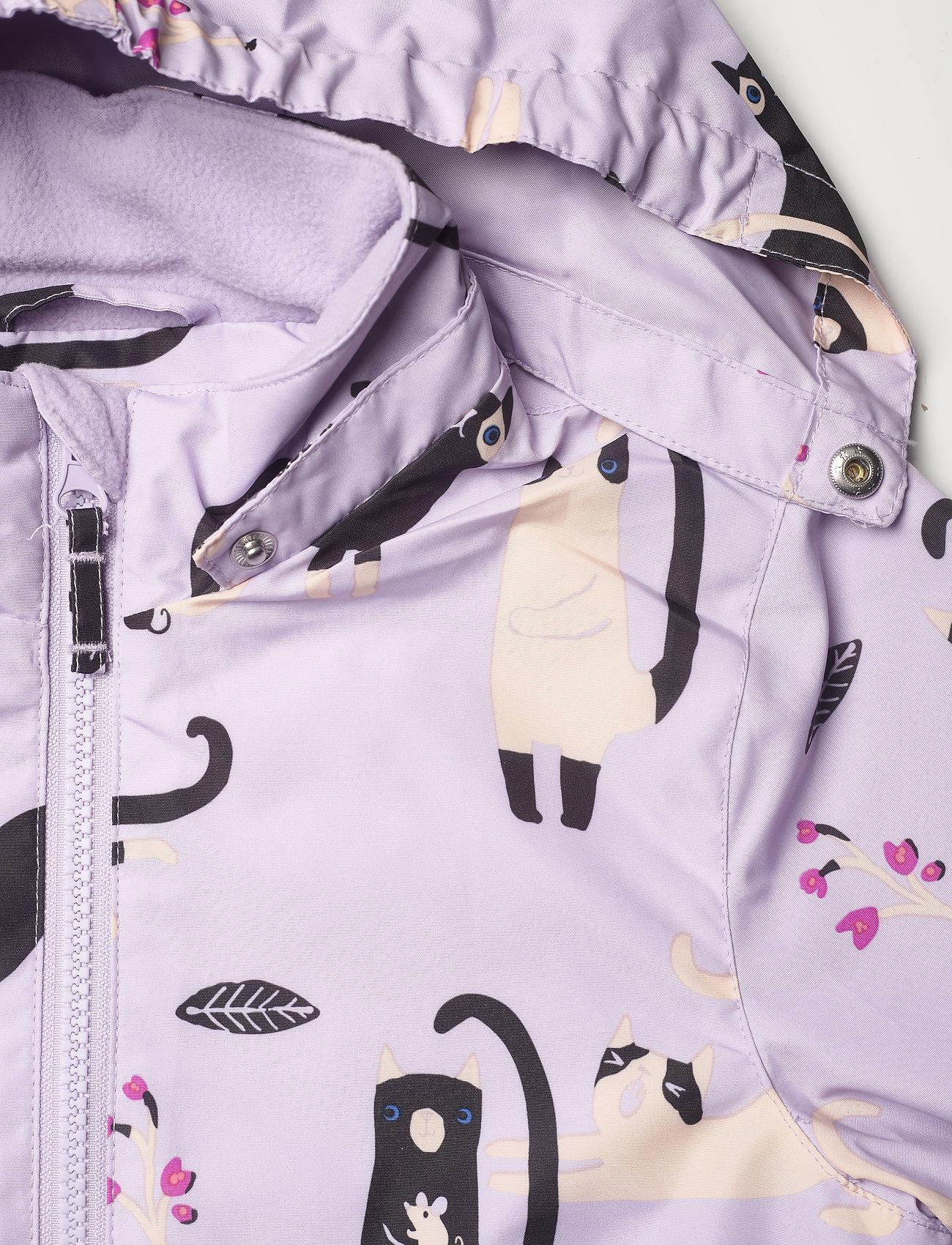Lindex - Jacket AOP - lichte jassen - lilac - 3