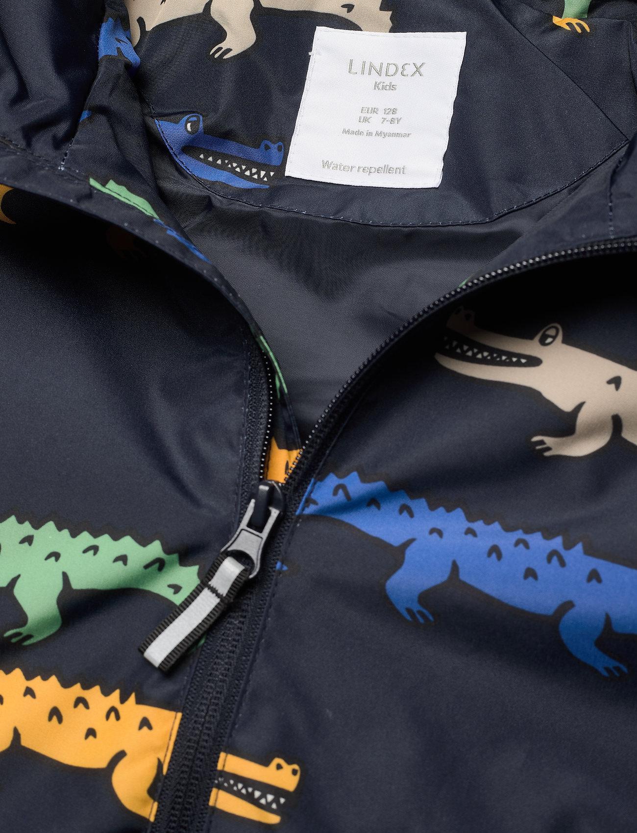 Lindex - Jacket AOP - lichte jassen - blue - 2