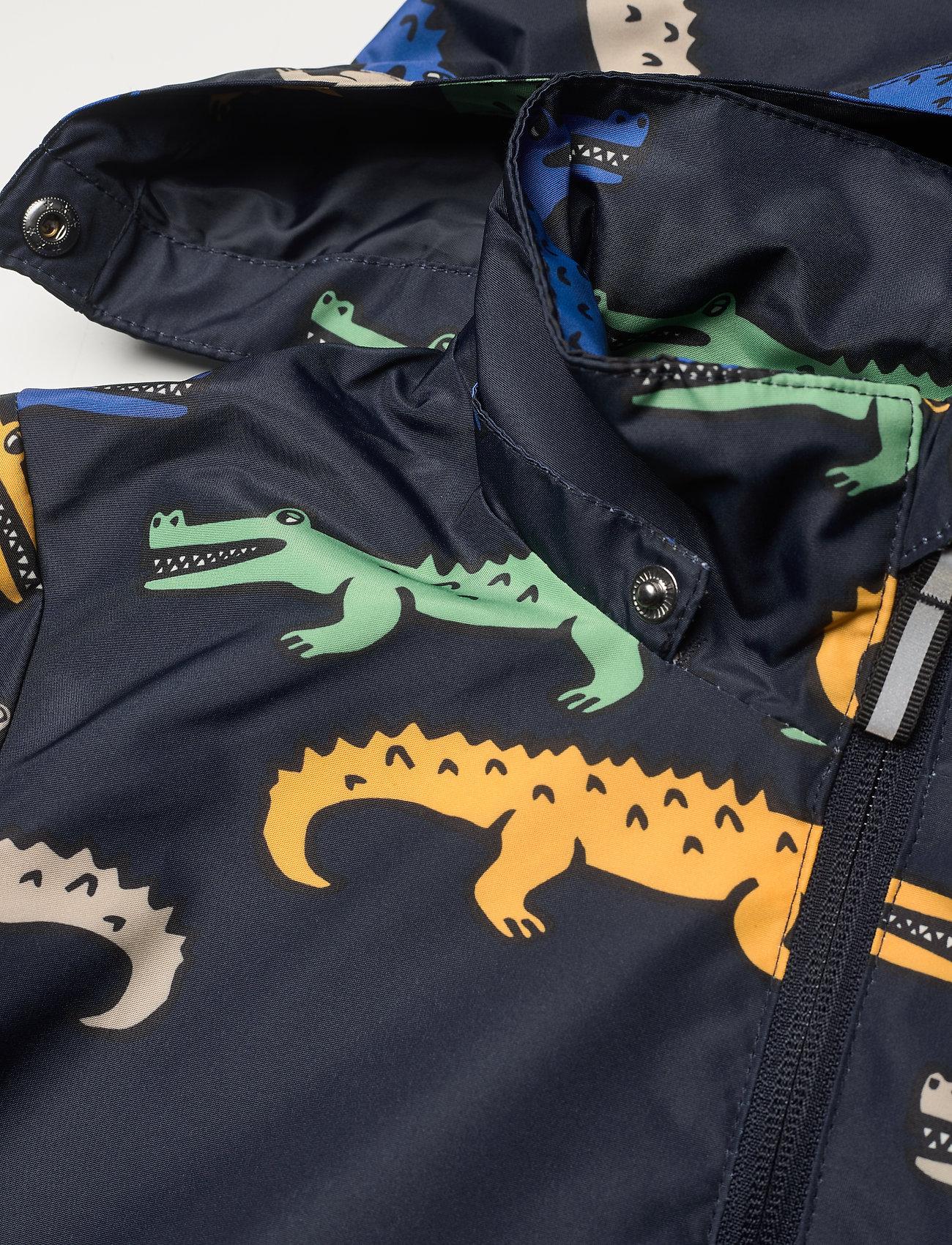 Lindex - Jacket AOP - lichte jassen - blue - 3