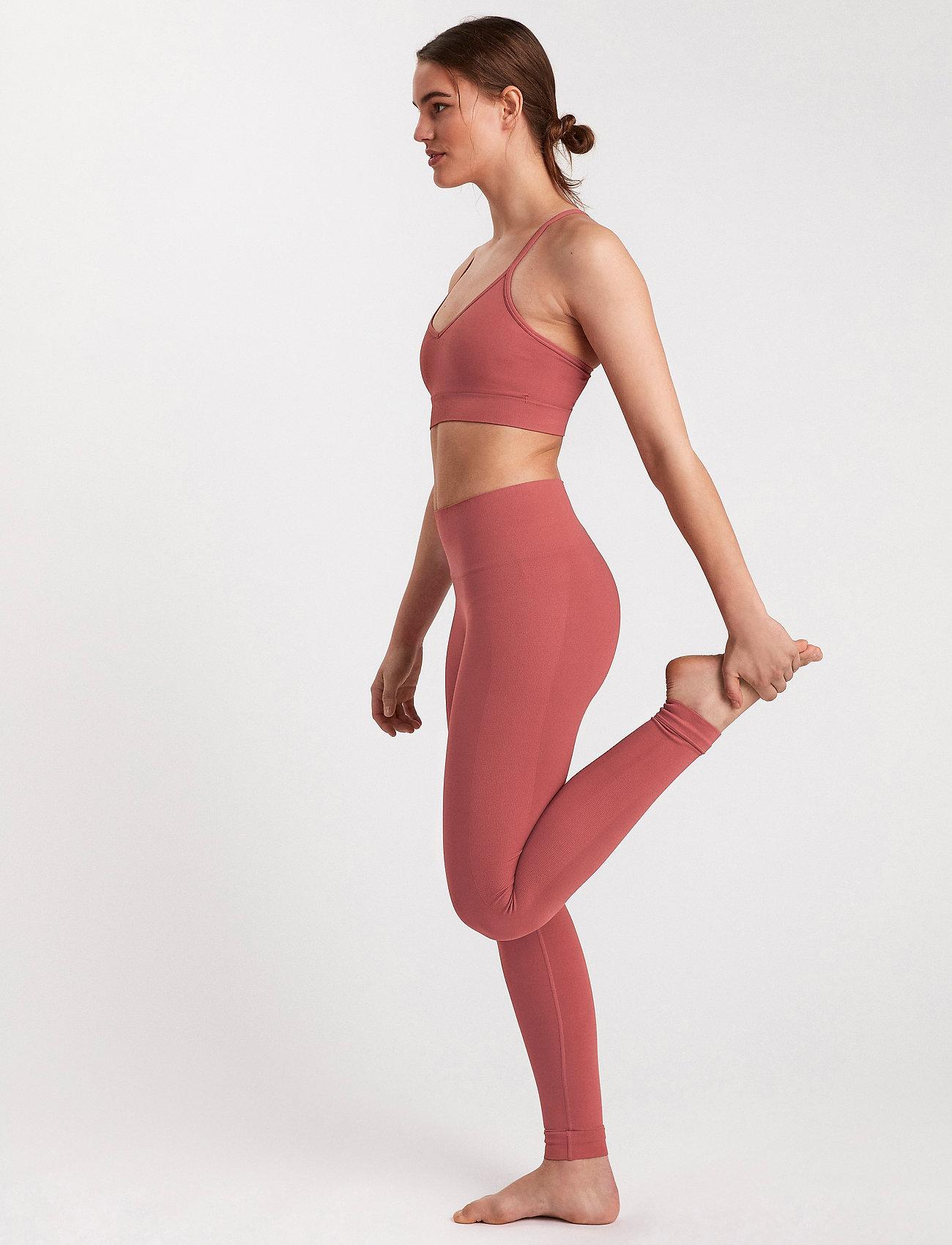 Lindex - Leggings Ella Seamless - leggings - pink - 5