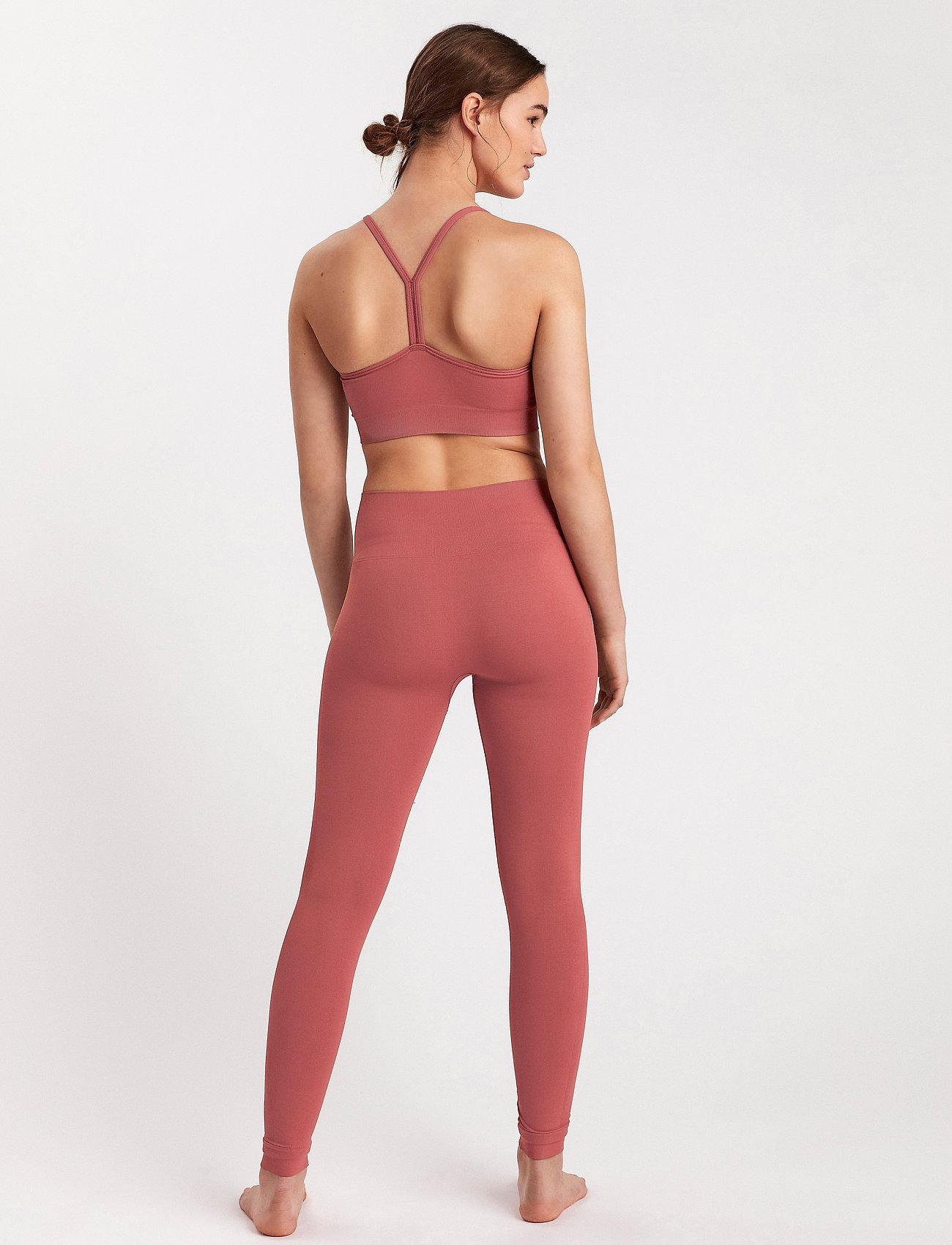 Lindex - Leggings Ella Seamless - leggings - pink - 7