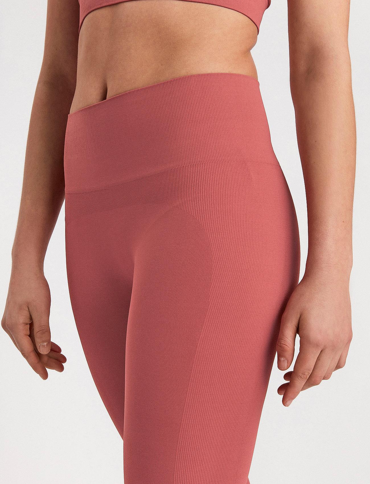 Lindex - Leggings Ella Seamless - leggings - pink - 8