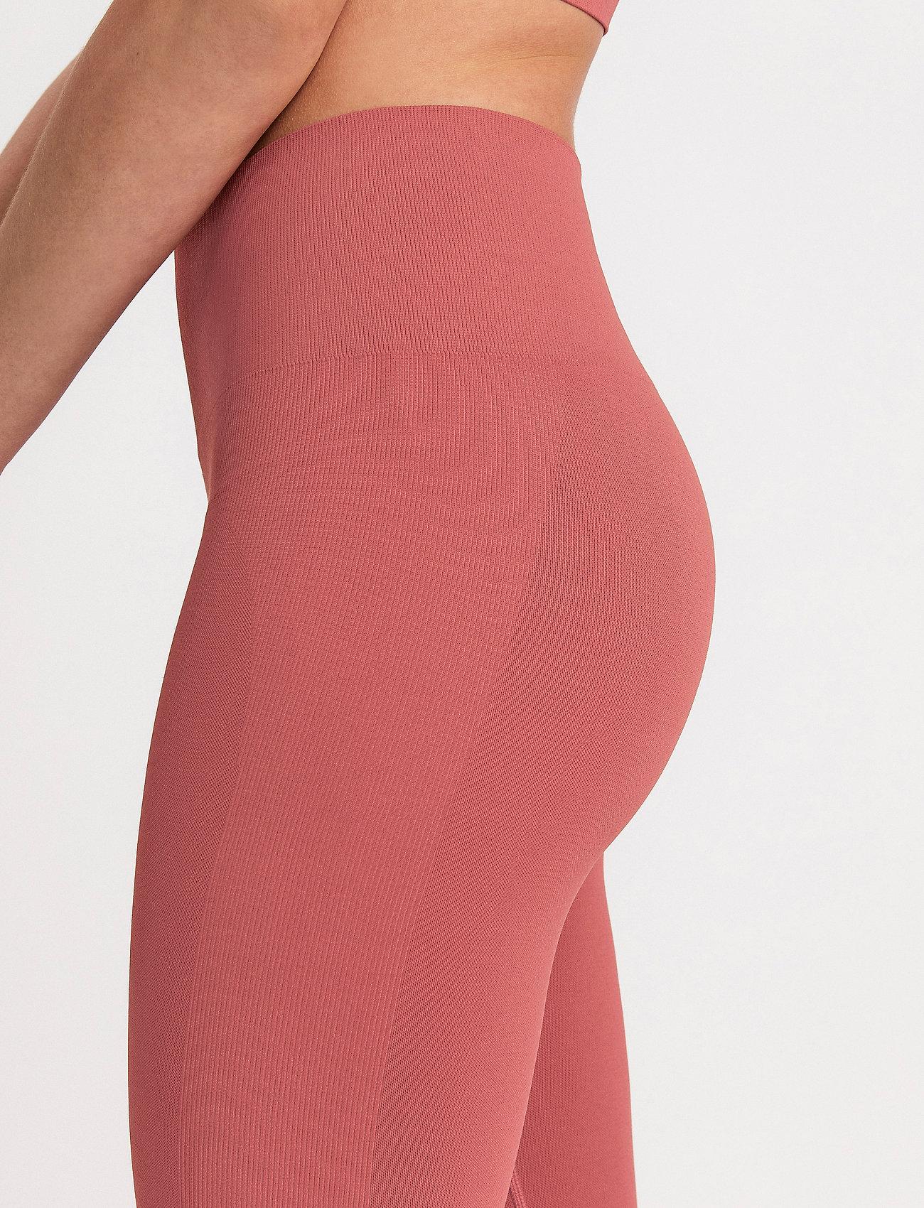 Lindex - Leggings Ella Seamless - leggings - pink - 9