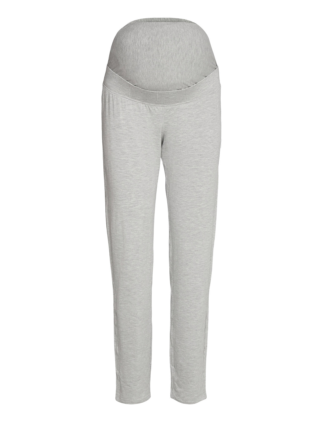 Night Trousers Mom Mia Casual Bukser Grå Lindex