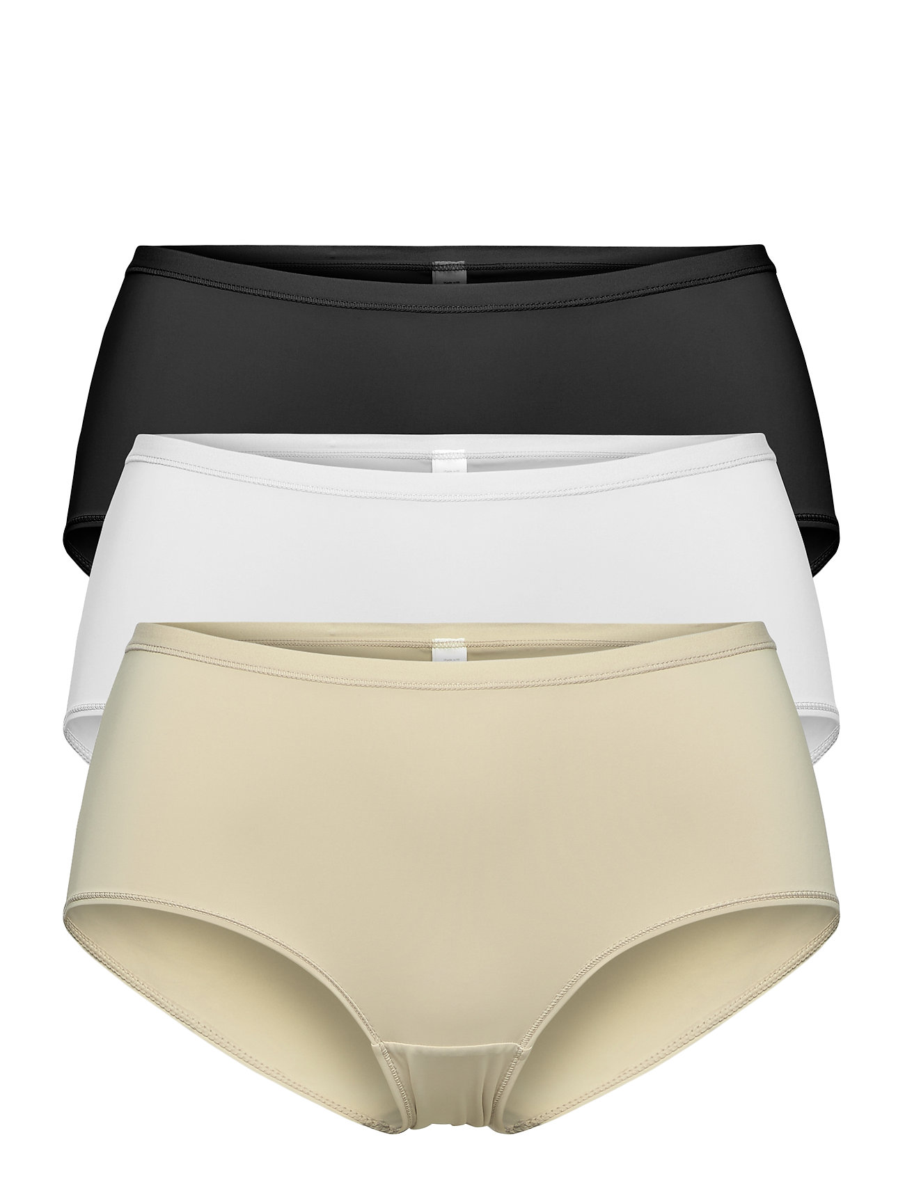 Brief 3-Pack Polly Classic Re Trusser, Tanga Briefs Multi/mønstret Lindex