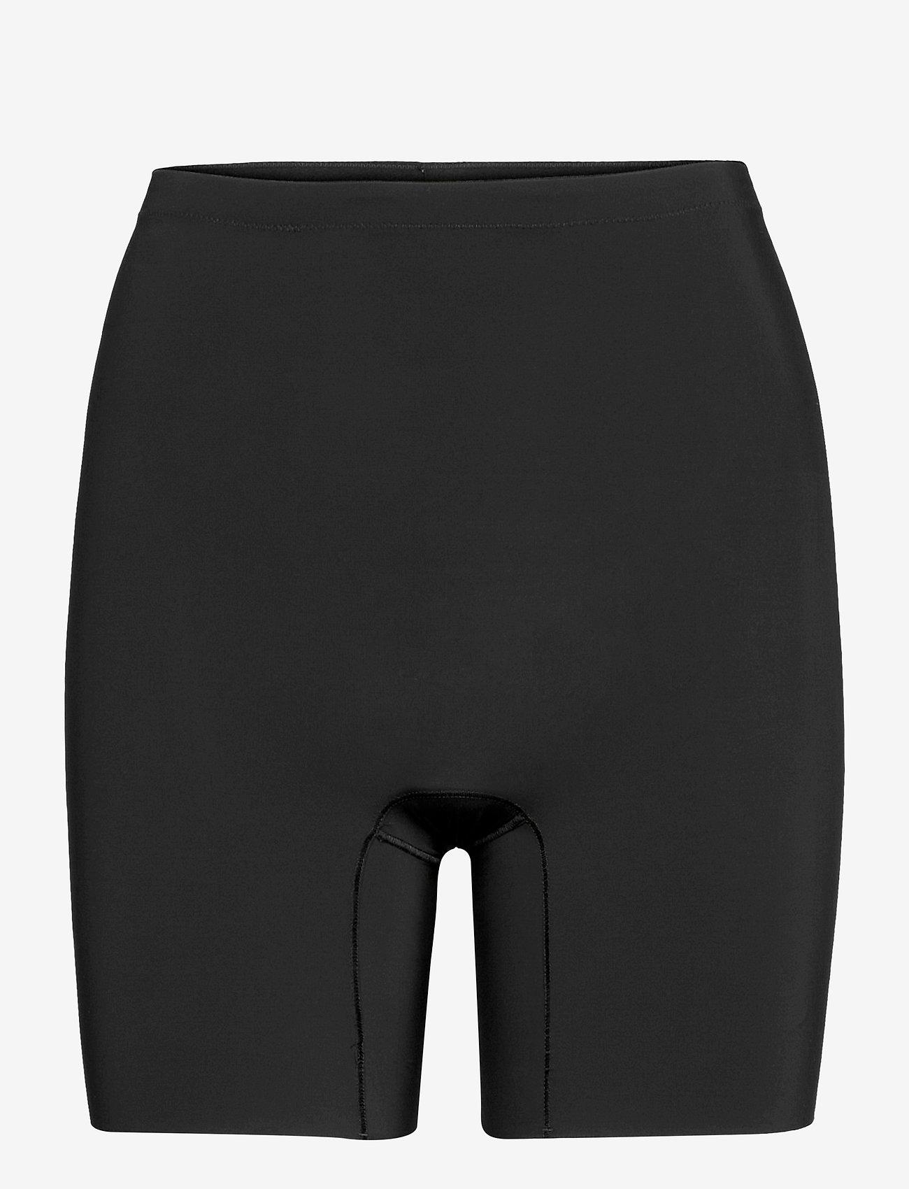 Lindex - Girdle Biker Janelle - bottoms - black - 1