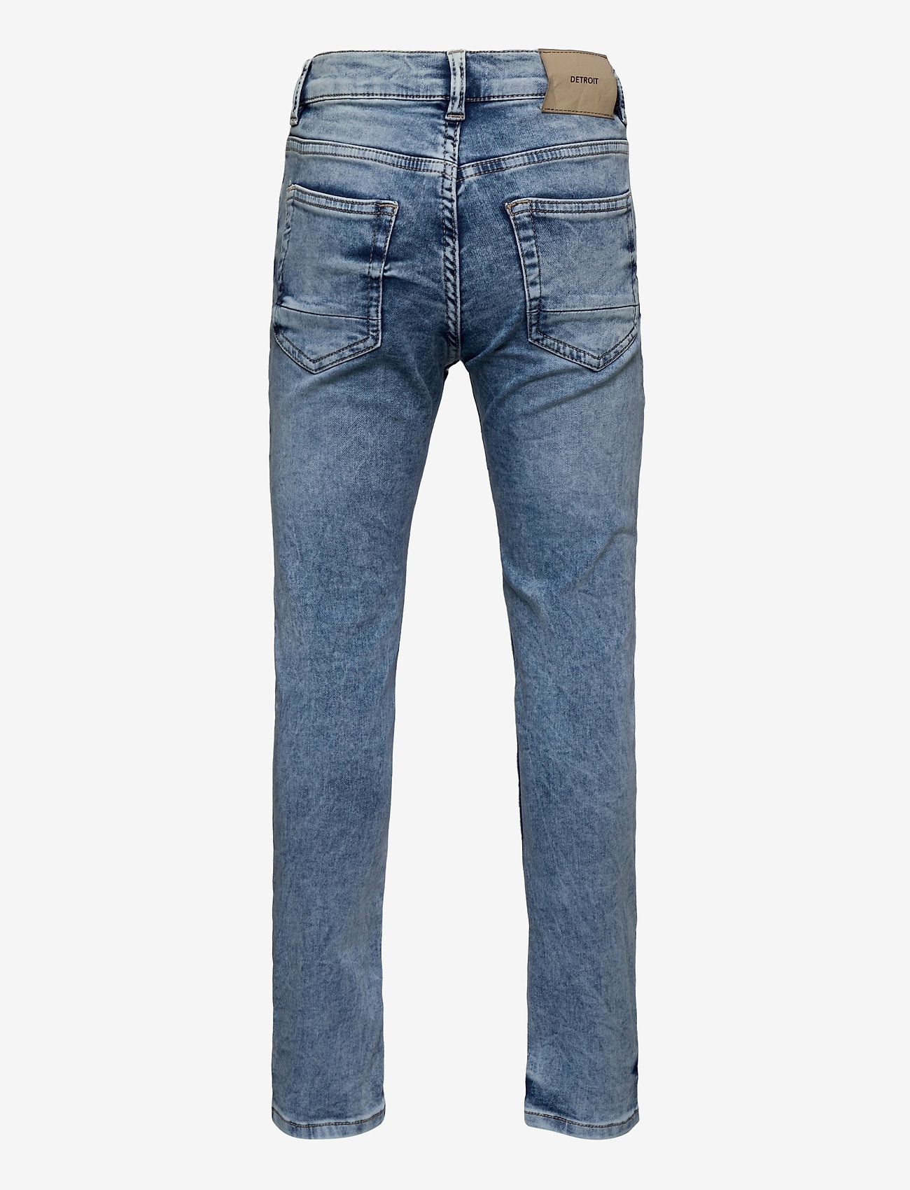 Lindex - Trousers Denim Jordan jersey - jeans - light denim - 1