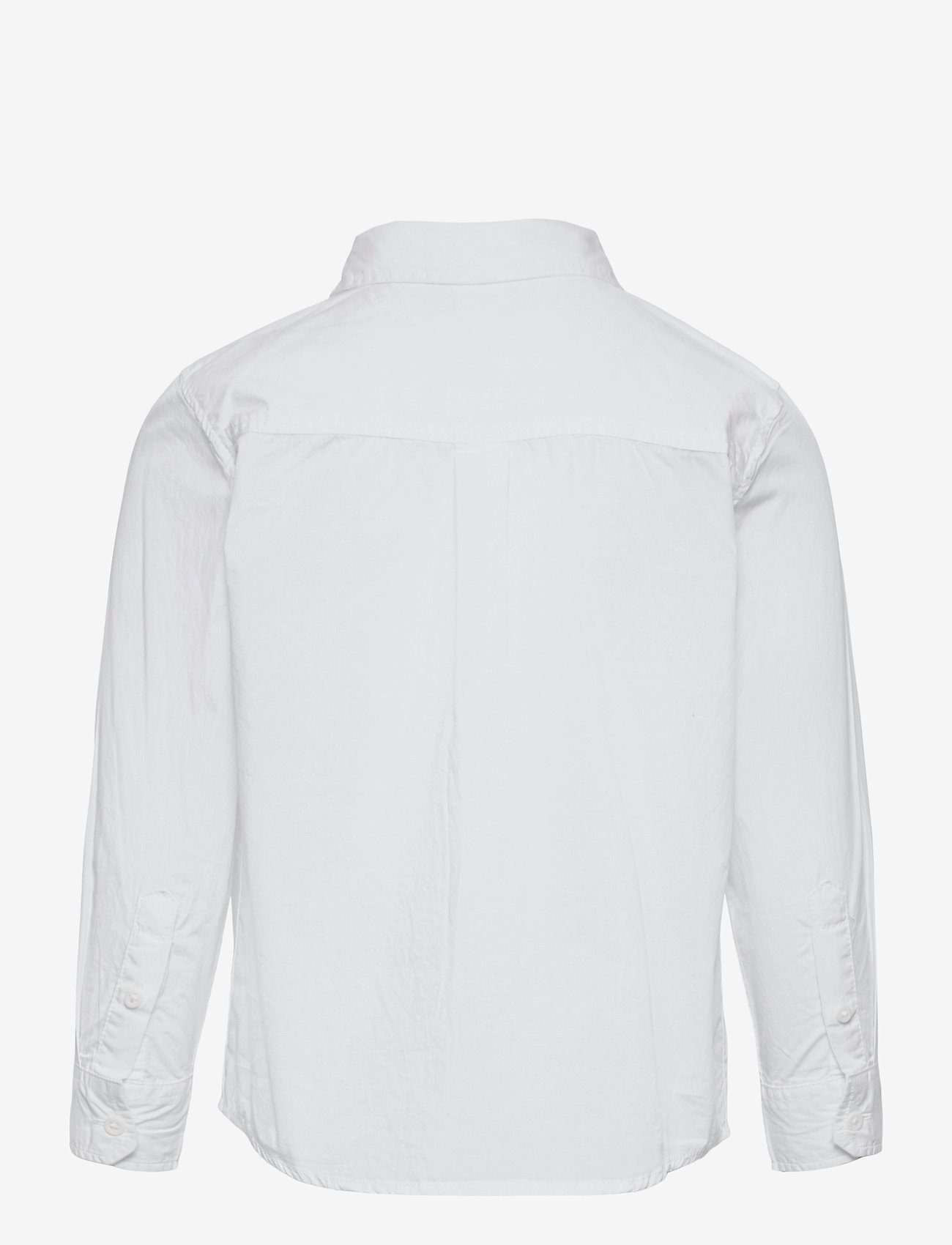 Lindex - Shirt White - shirts - white - 1