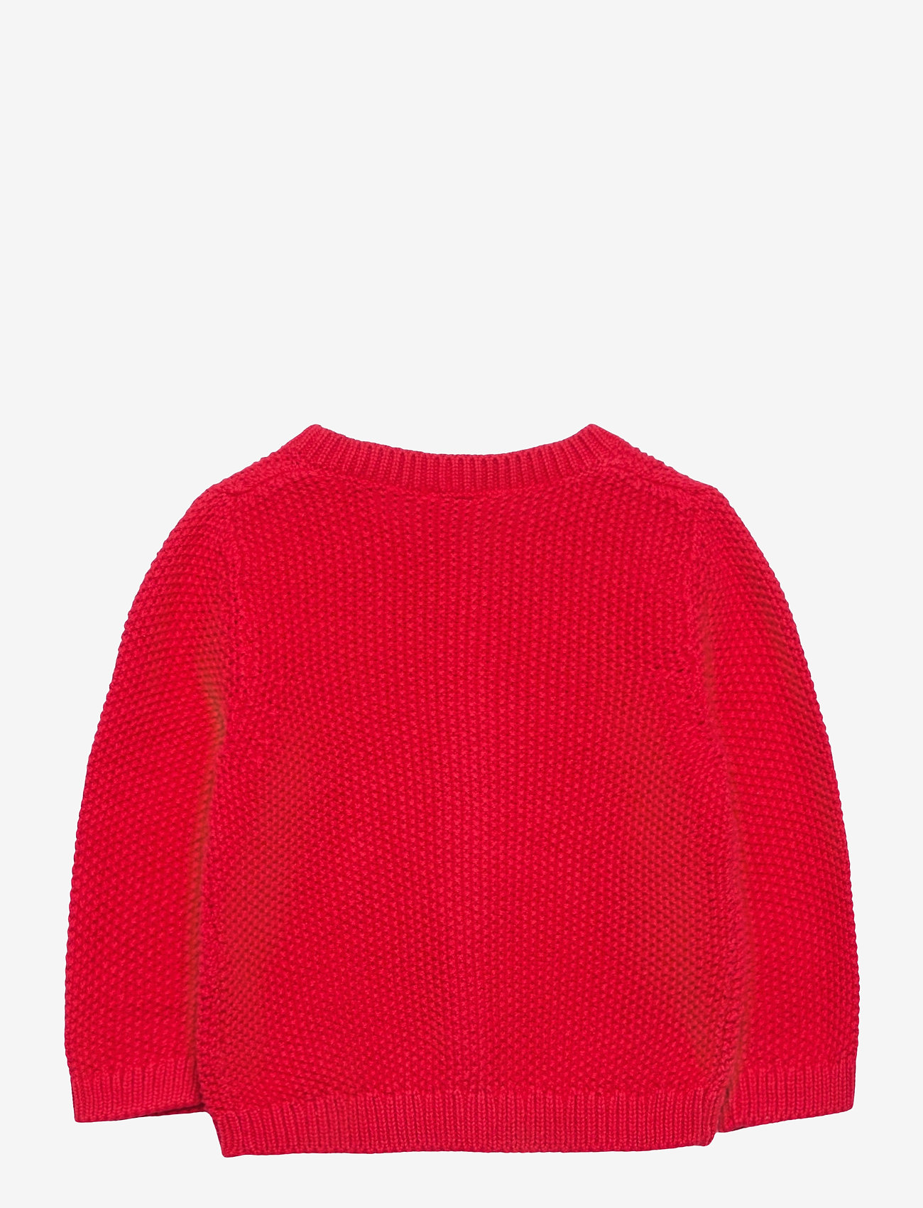 Lindex - Cardigan moss knit - kardigany - red - 1